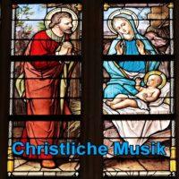 Christliche Musik