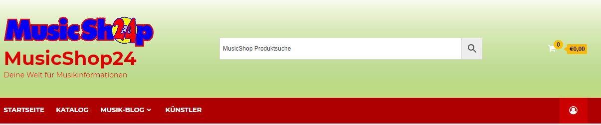 MusicShop24 wünscht Frohe Ostern – der aktuelle Stand