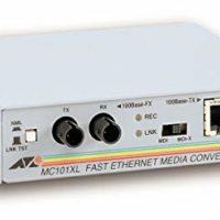 Allied-Media-Converter-100BaseTX-to-100BaseFX-ST-Multimode-B00006HSFM