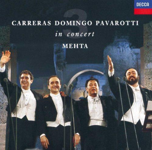 Carreras-Domingo-Pavarotti-In-Concert-B0000041XX
