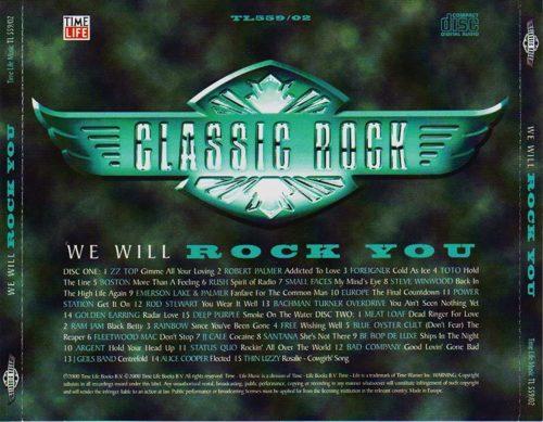 Classic-Rock-We-Will-Rock-You-Three-Decades-Of-Rock-2-CD-Set-B004R9WAPI-3