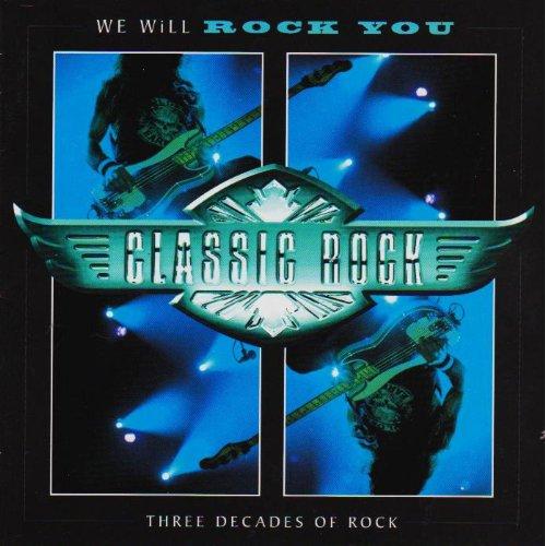 Classic-Rock-We-Will-Rock-You-Three-Decades-Of-Rock-2-CD-Set-B004R9WAPI