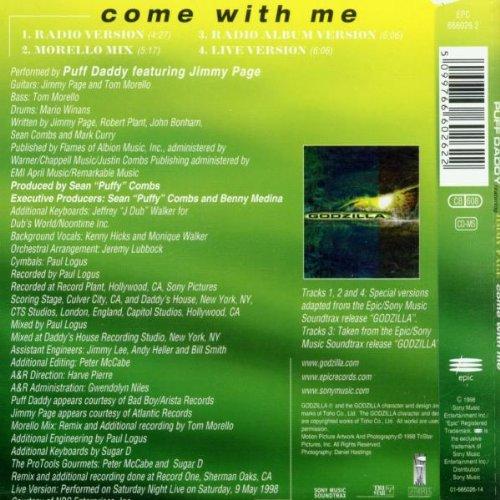 Come-With-Me-Ost-Godzilla-B0000089RX-2