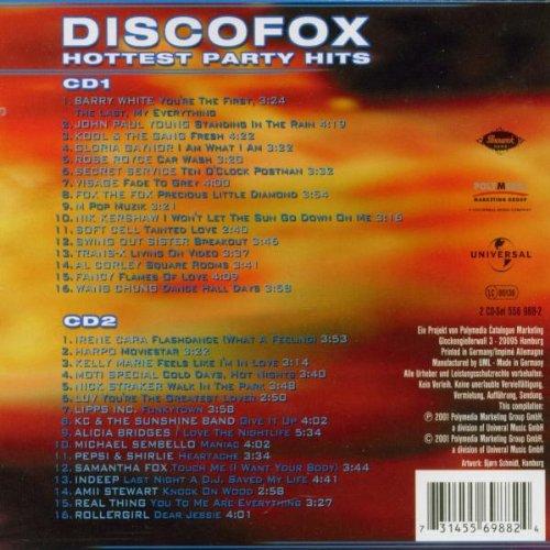 Discofox-Hottest-Party-Hits-B00006GEBQ-2