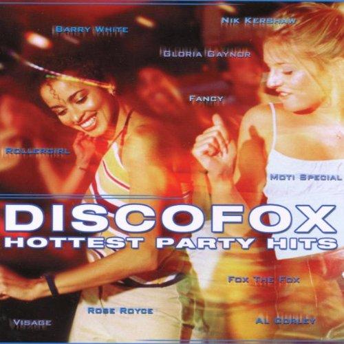 Discofox-Hottest-Party-Hits-B00006GEBQ