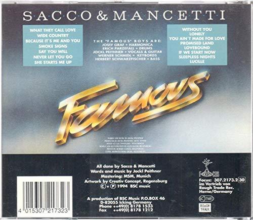 Famous-B000025VU2-2