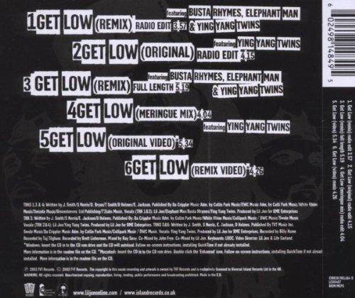 Get-Low-B0000YSGVQ-2