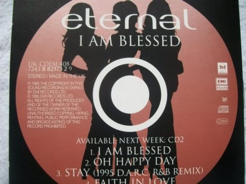 I-am-blessed-CD1-B000057ALN-2