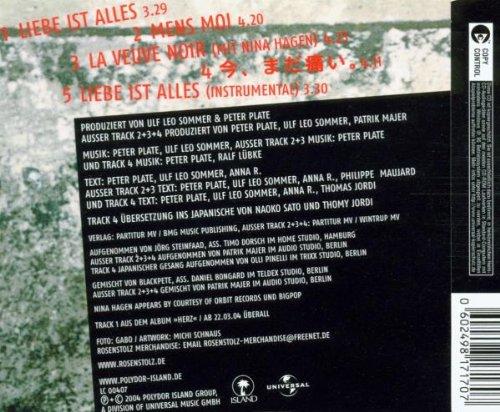 Liebe-Ist-Alles-Maxi-CD-2-B0001D0MWW-2