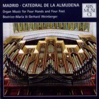 Madrid-Catedral-de-la-Almudena-Vierhaendige-Orgelmusik-B000093FQQ