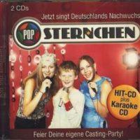 Popsternchen-HIT-CD-plus-Karaoke-CD-B0000ES9CS