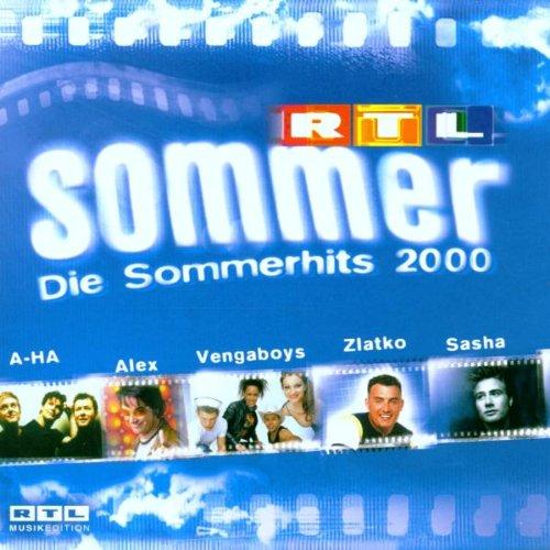Rtl-Sommer-die-Sommerhits-2000-B00004W51D
