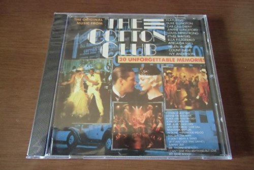 The-Original-Music-From-the-Cotton-Club-20-Unforgettable-Memories-UK-Import-B000CS650E