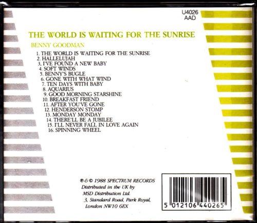 The-World-Is-Waiting-For-The-Sunrise-Benny-Goodman-B001EYEJJO-2