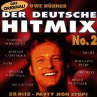 Uwe-Huebners-Der-Deutsche-Hitmix-No-2-50-Hits-Party-Non-Stop-B00000B1T5