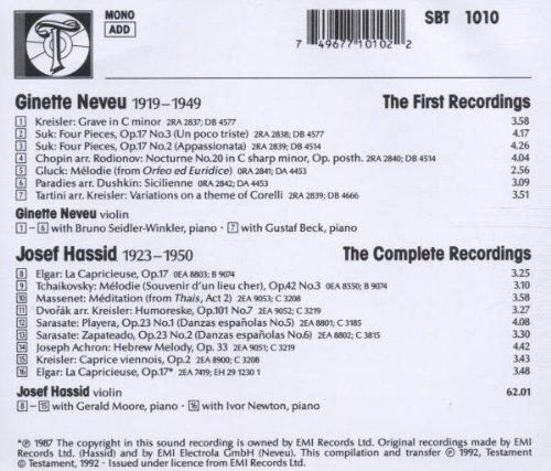 Violinwerke-Aufnahmen-mit-Ginette-Neveu-und-Josef-Hassid-1938-1940-B000003XHT-2