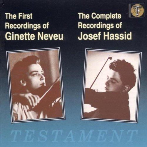 Violinwerke-Aufnahmen-mit-Ginette-Neveu-und-Josef-Hassid-1938-1940-B000003XHT