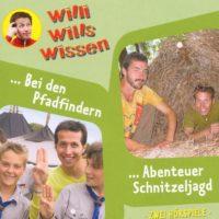 Willi-Wills-Wissen-Folge-9-Bei-den-PfadfindernAbenteuer-Schnitzeljagd-B001F6R3K8